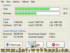 ISP Monitor v.5.4.1 Beta