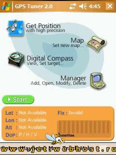 GPS Tuner v 2.0